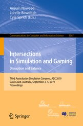 Intersections in Simulation and Gaming: Disruption and Balance
