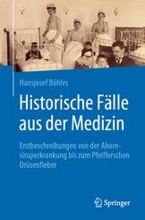 Historische Fälle aus der Medizin