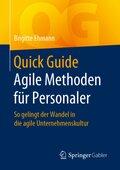 Quick Guide Agile Methoden für Personaler