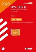 Abitur 2020 - FOS/BOS Bayern - Deutsch 12. Klasse