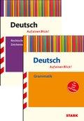 Deutsch - Auf einen Blick! 2 Bde.