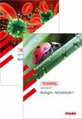 Biologie - Mittelstufe, 2 Bde. - Bd.1+2