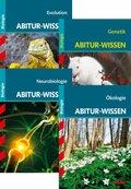 Abitur-Wissen Biologie, 4 Bde.