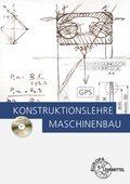 Konstruktionslehre Maschinenbau, m. CD-ROM