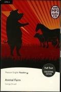 Animal Farm Book, m. Audio-CD, MP3