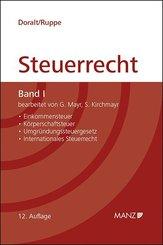 Steuerrecht (f. Österreich) - Bd.1