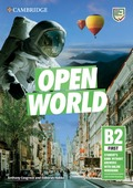 Open World First, Student's Book without Answers with Online Workbook