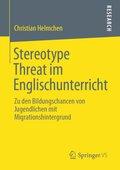Stereotype Threat im Englischunterricht