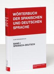 Wörterbuch der spanischen und deutschen Sprache: Spanisch-Deutsch