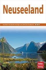 Nelles Guide Reiseführer Neuseeland