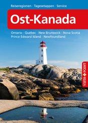 Ost-Kanada - VISTA POINT Reiseführer A bis Z