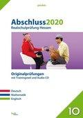 Abschluss 2020 - Realschulprüfung Hessen