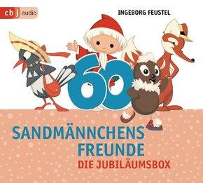 Sandmännchens Freunde, 3 Audio-CD