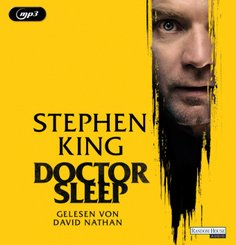 Doctor Sleep, 2 Audio-CD MP3