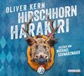 Hirschhornharakiri, 6 Audio-CD