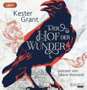 Der Hof der Wunder, 2 Audio-CD MP3
