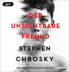 Der unsichtbare Freund, 3 Audio-CD, MP3