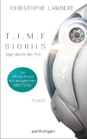 T.I.M.E Stories - Jagd durch die Zeit