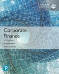 Corporate Finance plus Pearson MyLab Finance, Global Edition
