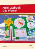 Mein Lapbook: Das Wetter