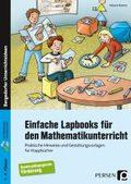 Einfache Lapbooks für den Mathematikunterricht