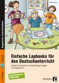Einfache Lapbooks für den Deutschunterricht