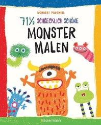 71 1/2 schrecklich schöne Monster malen