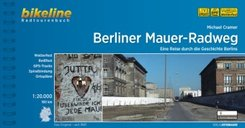 Bikeline Radtourenbuch Berliner Mauer-Radweg