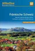 Hikeline Wanderführer Fränkische Schweiz