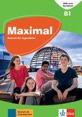 Maximal B1, DVD mit Videos zum Kursbuch