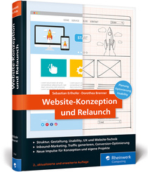 Website-Konzeption und Relaunch