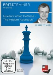 Queen's Indian Defence - The Modern Approach, DVD-ROM