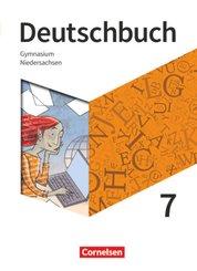 Deutschbuch Gymnasium, Neue Ausgabe Niedersachsen 2019: 7. Schuljahr - Schülerbuch