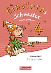 Einsterns Schwester, Sprache und Lesen, Neubearbeitung (2015): 4. Schuljahr, Leicht gemacht, Themenheft 2 (Verbrauchsmaterial)
