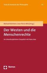 Der Westen und die Menschenrechte