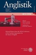 Anglistik. International Journal of English Studies. Volume 30.2 (2019)