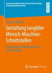 Gestaltung tangibler Mensch-Maschine-Schnittstellen