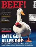 BEEF! - Für Männer mit Geschmack: Ente gut, alles gut; 6/2019