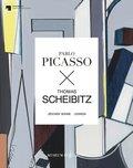 Pablo Picasso X Thomas Scheibitz. Zeichen Bühne Lexikon
