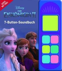 Disney Die Eiskönigin 2 - Zusammen sind wir stärker, m. Soundeffekten