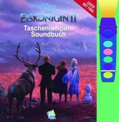 Disney Die Eiskönigin 2 - Die Reise, m. Taschenlampe