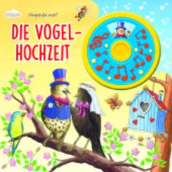 Die Vogelhochzeit - Spieluhrbuch