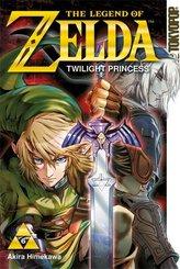 The Legend of Zelda - Twilight Princess - Bd.6