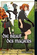 Die Braut des Magiers - Bd.11