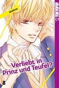 Verliebt in Prinz und Teufel? - Bd.8