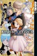 Black Clover - Warum ich noch lebe - Bd.20