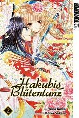 Hakubis Blütentanz - Bd.2