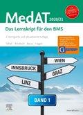 MedAT für Human- Zahnmedizin 2020/2021 - Bd.1