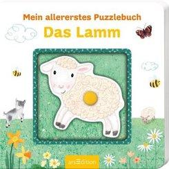 Mein allererstes Puzzlebuch - Das Lamm