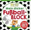 Mein dicker Fußballblock